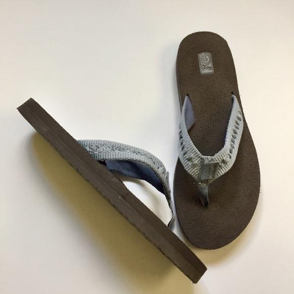 4cd41a284f4a50 NEW TEVA Original Mush Flip Flop Sandal Comfort. M 5b12bb3c34a4efbf9bd1f6c3